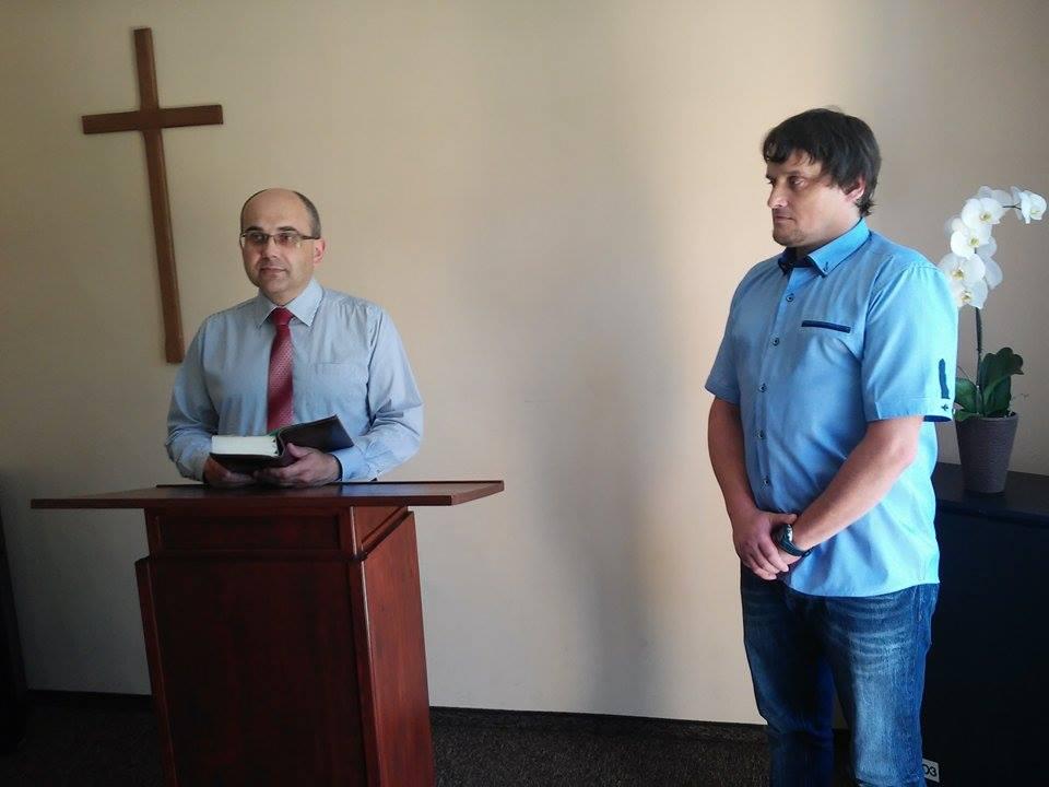 Publiczne wyznanie wiary